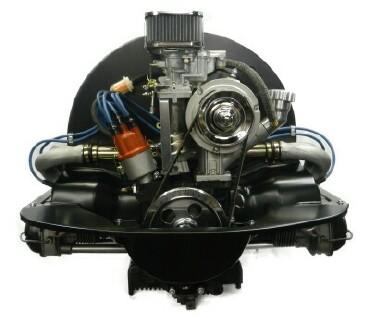 Complete Engine Progressive 370 x 318